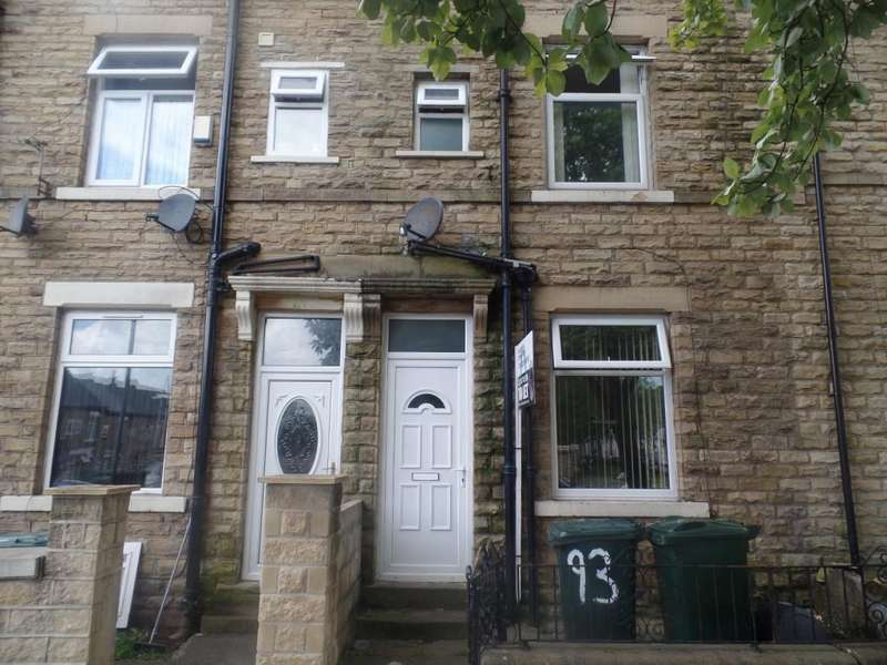 4 Bedrooms Terraced House for sale in Amberley Street, Bradford, BD3