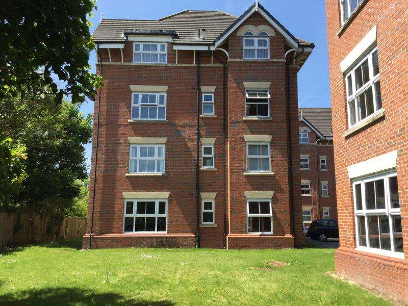 2 Bedrooms Apartment Flat for sale in Anderton Grange, Hollands Road, Northwich