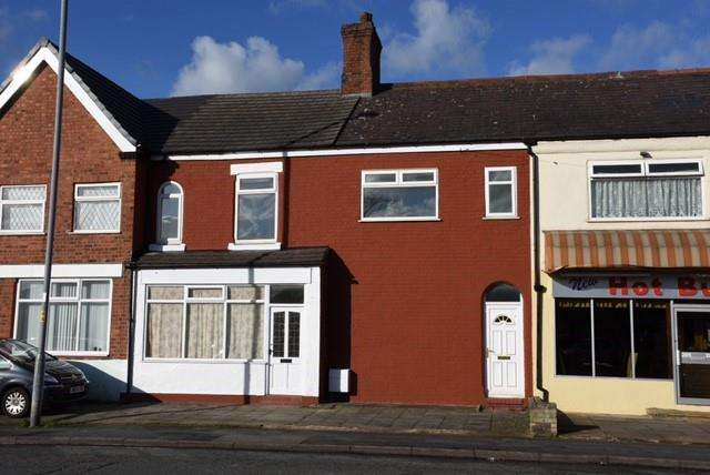 3 Bedrooms Terraced House for sale in Manchester Road, Northwich.