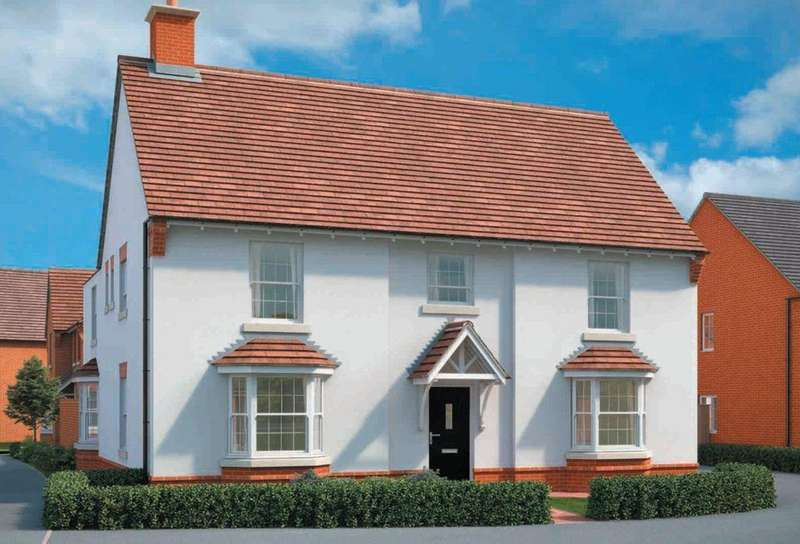 5 Bedrooms Detached House for sale in Stockton Road, Long Itchington
