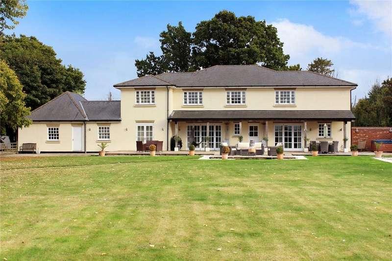 5 Bedrooms Detached House for sale in Tuddenham Road, Ipswich, Suffolk, IP4