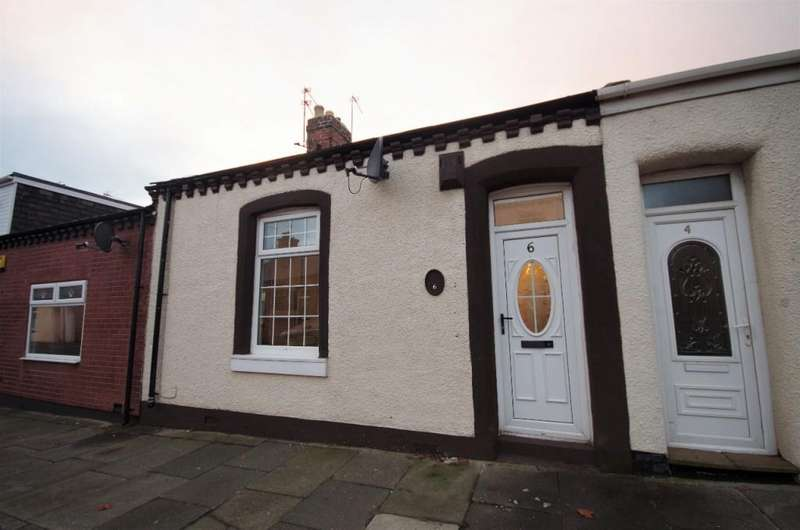 2 Bedrooms Cottage House for sale in Dickens Street, Southwick, SR5
