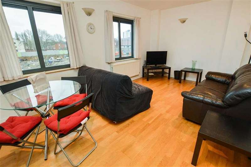 2 Bedrooms Apartment Flat for sale in Tarn House, Castlefield, Manchester, M15