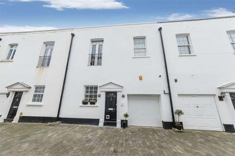 3 Bedrooms Town House for sale in Marine Terrace Mews, Brighton, BN2