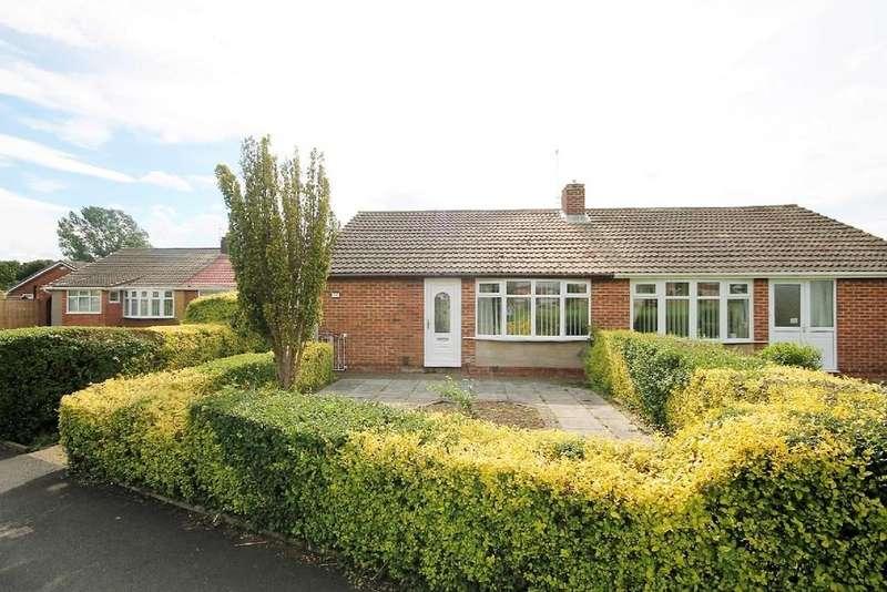 2 Bedrooms Semi Detached House for sale in Lockerbie Walk, Thornaby