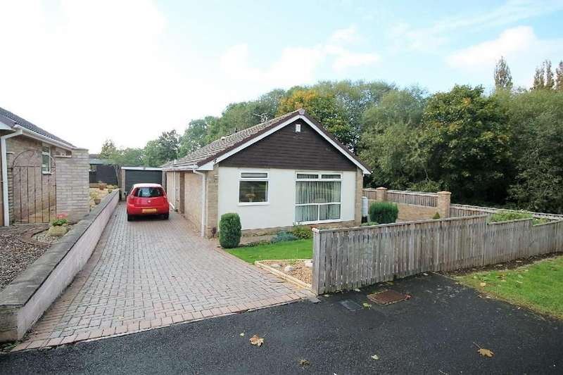 2 Bedrooms Bungalow for sale in Aireborough Close, Whitehouse Farm