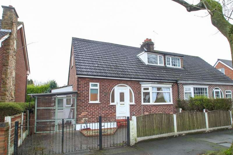 2 Bedrooms Semi Detached House for sale in Kenilworth Road, Flixton, Manchester, M41