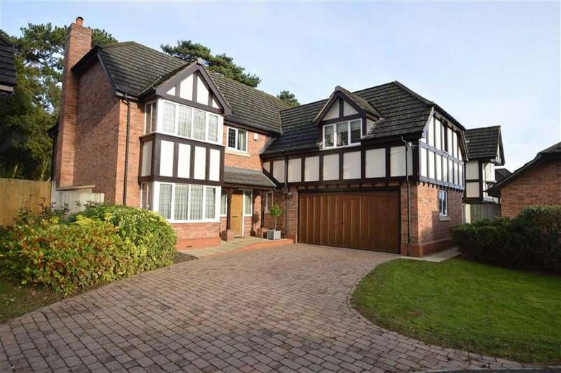 5 Bedrooms Detached House for sale in 2, Mayfield Gardens, Shrewsbury, SY2