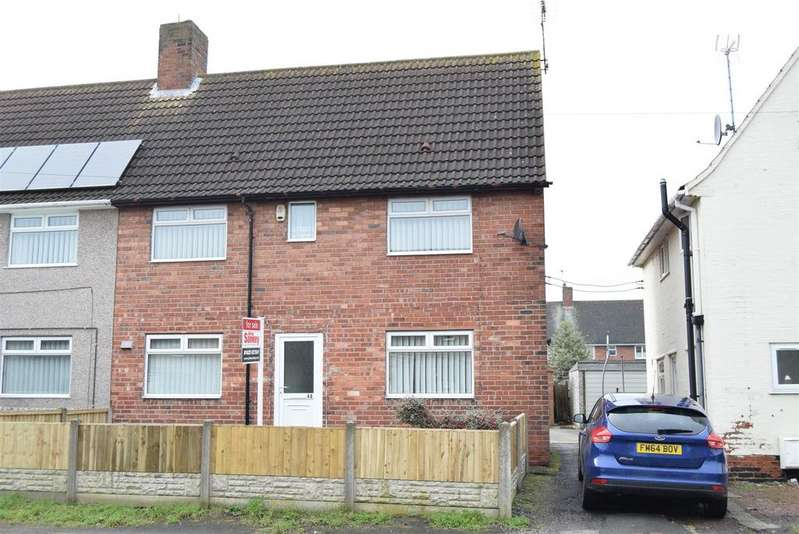 3 Bedrooms Cottage House for sale in Sixth Avenue, Clipstone Village, Mansfield