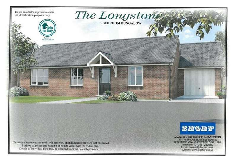 3 Bedrooms Detached Bungalow for sale in The Leas, Sartfield Road, Forest Town