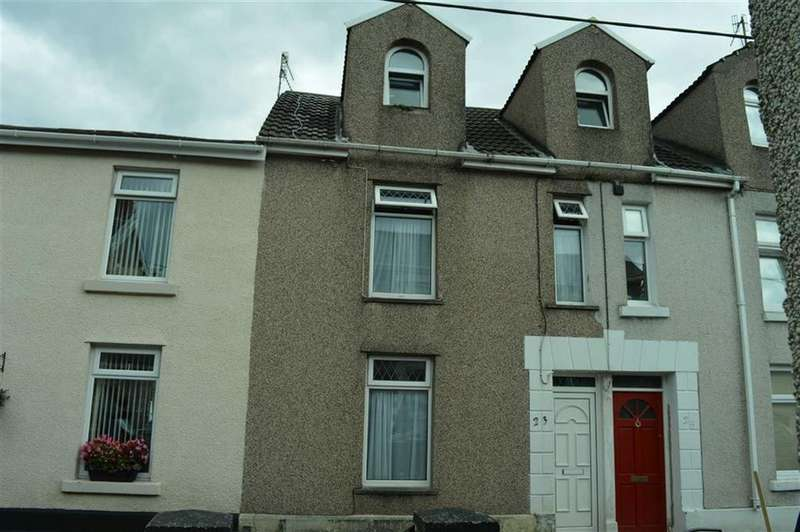 3 Bedrooms Terraced House for sale in Bryn Road, Swansea, SA4