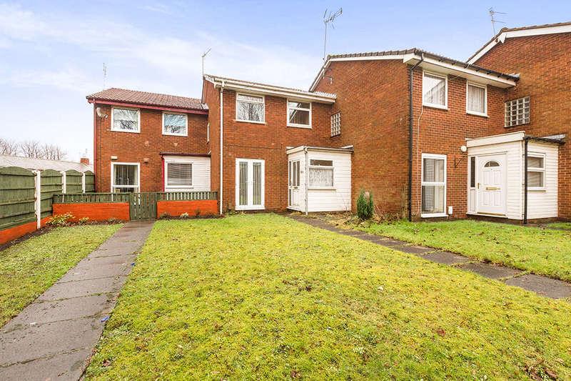 3 Bedrooms Property for sale in Springbank Terrace, Blackburn, BB2