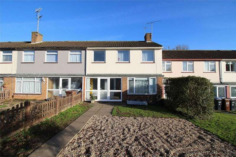 3 Bedrooms Terraced House for sale in Cherry Way, Hatfield, Hertfordshire