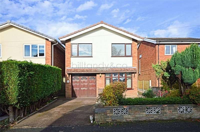 3 Bedrooms Detached House for sale in Union Street, Chasetown, Burntwood, Staffordshire
