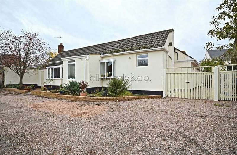 3 Bedrooms Detached Bungalow for sale in Highfields, Burntwood, Staffordshire