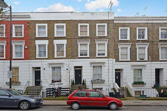 1 Bedroom Flat for sale in Offord Road, Barnsbury, London