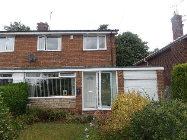 3 Bedrooms Semi Detached House for sale in THE MEADOWS, SEDGEFIELD, SEDGEFIELD DISTRICT