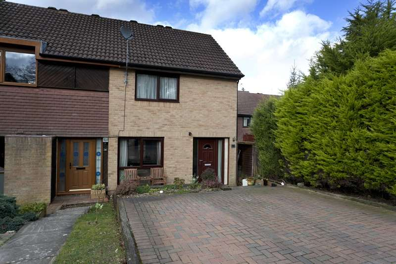 2 Bedrooms End Of Terrace House for sale in Poynings Road, Crawley, West Sussex, RH11