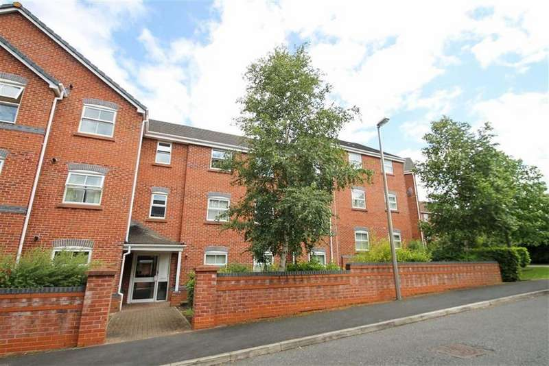 2 Bedrooms Apartment Flat for sale in Arley Court, Wrenbury Drive