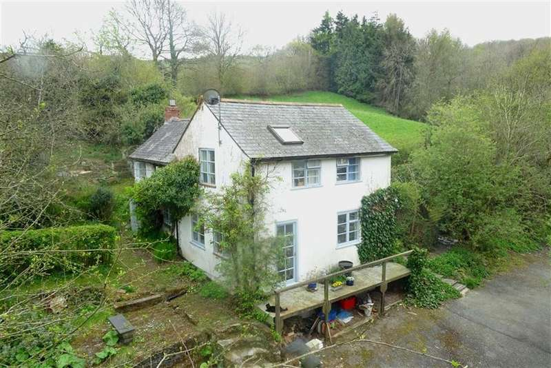3 Bedrooms Cottage House for sale in Cwm Golau, Welshpool