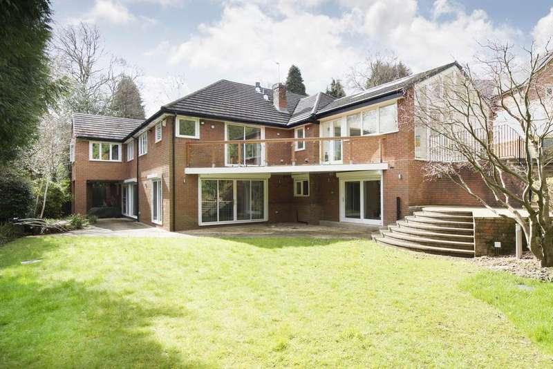 5 Bedrooms Detached House for sale in Twatling Road, Barnt Green, Birmingham