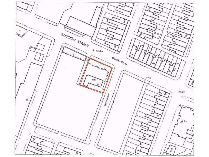 Land Commercial for sale in Brynn Street, Town Centre, ST HELENS, Merseyside