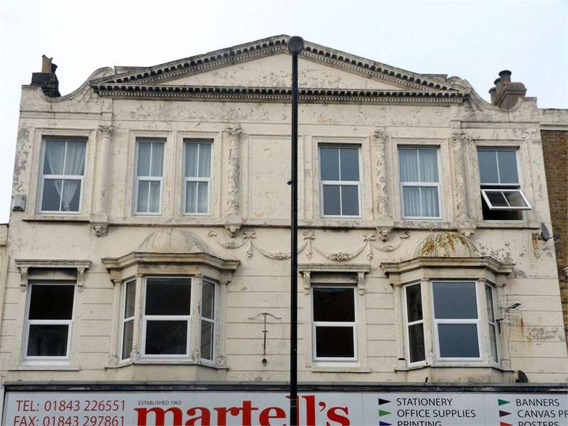 4 Bedrooms Apartment Flat for sale in Clive Court, Northdown Road, Cliftonville