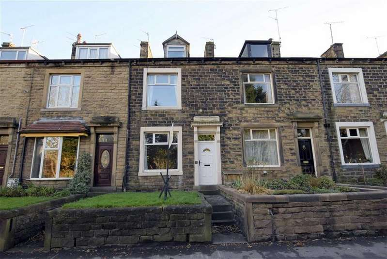 3 Bedrooms Terraced House for sale in Colne Road, Earby, Lancashire