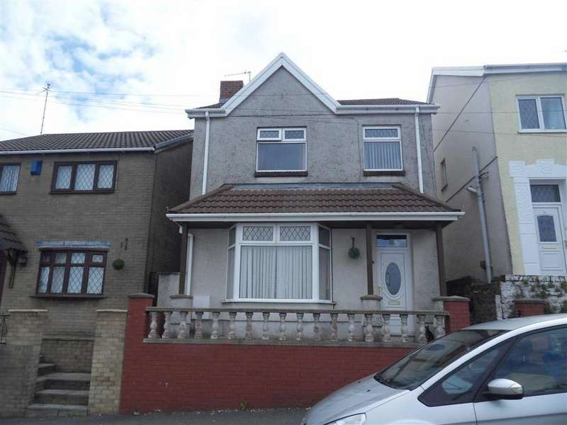 3 Bedrooms Detached House for sale in Regalia Terrace, Llanelli