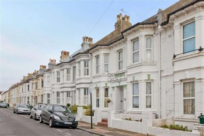3 Bedrooms Maisonette Flat for sale in Stafford Road, Brighton