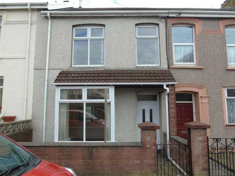 3 Bedrooms Terraced House for sale in Penallt Road, Llanelli