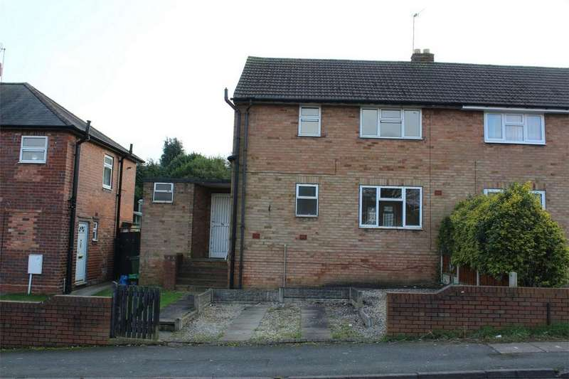 3 Bedrooms Semi Detached House for sale in Parkside Road, HALESOWEN, West Midlands