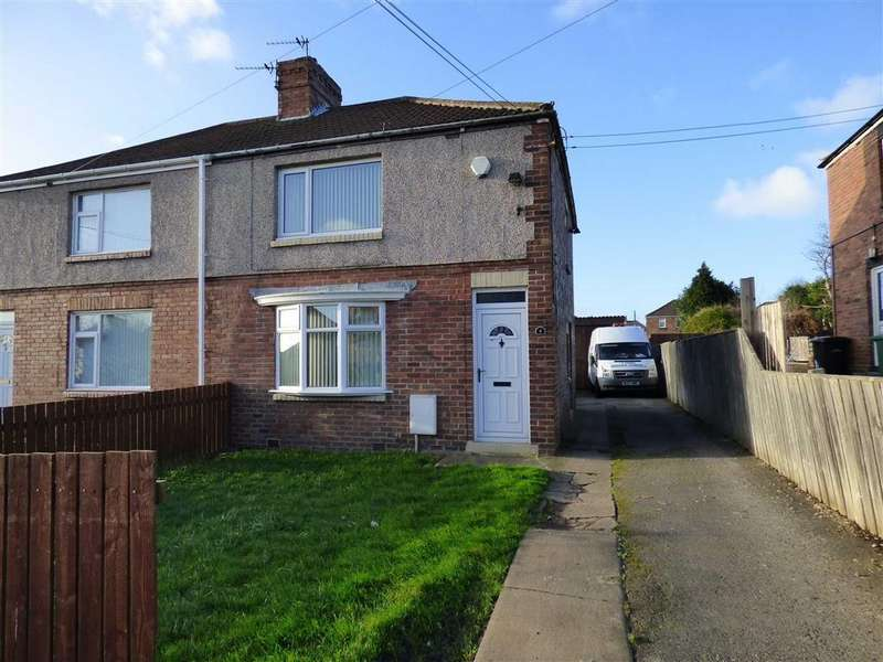 3 Bedrooms Semi Detached House for sale in 4, Willow Road, Ferryhill