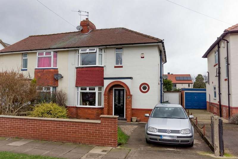 3 Bedrooms Semi Detached House for sale in Bad Bargain Lane, YORK