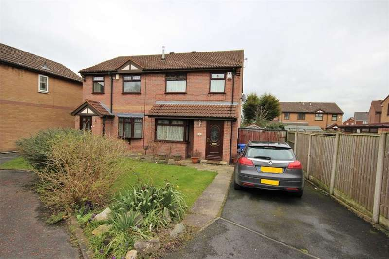 3 Bedrooms Semi Detached House for sale in Marling Park, WIDNES, Cheshire