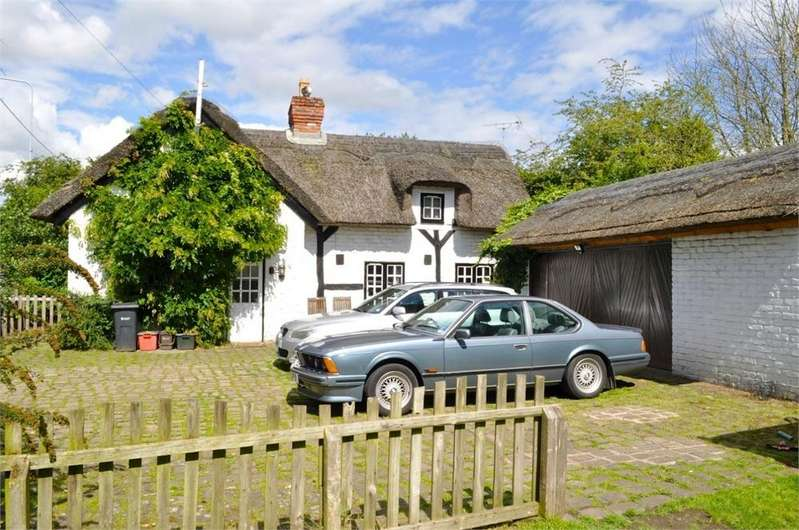 3 Bedrooms Cottage House for sale in Warrington Road, Little Leigh, Northwich, Cheshire