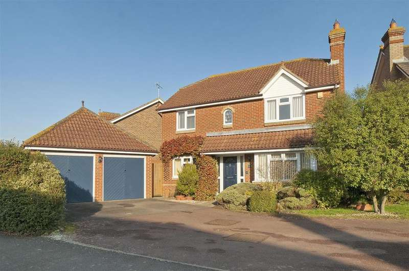 4 Bedrooms Detached House for sale in Roundel Way, Marden