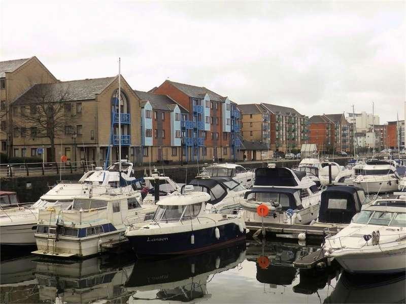 1 Bedroom Flat for sale in Ferrara Quay, Maritime Quarter, Swansea