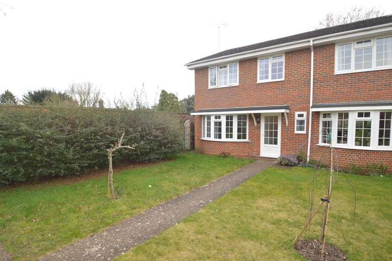 3 Bedrooms End Of Terrace House for sale in Rydens Road, WALTON ON THAMES KT12