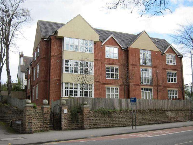 1 Bedroom Flat for sale in Brindley Court, Egerton Road, Nottingham, NG5