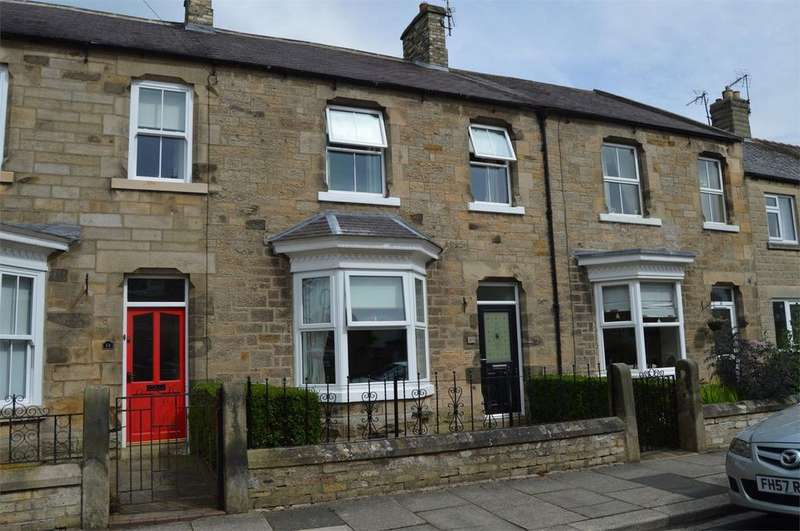 3 Bedrooms Terraced House for sale in 12 Kirk View, Barnard Castle, County Durham