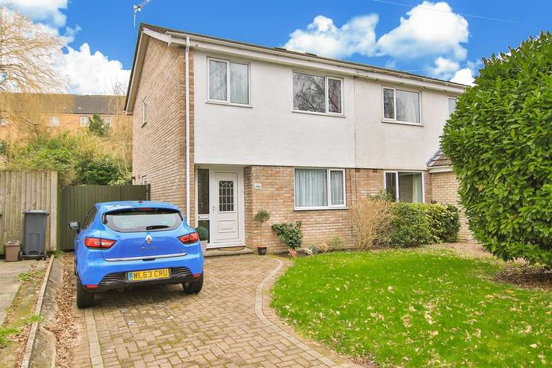 3 Bedrooms Semi Detached House for sale in Thornbury Close, Rhiwbina, Cardiff