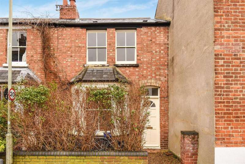 2 Bedrooms Terraced House for sale in Gordon Street, New Hinksey