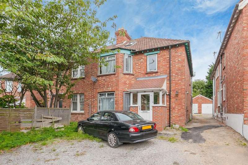 3 Bedrooms Semi Detached House for sale in Oxford Road, Temple Cowley