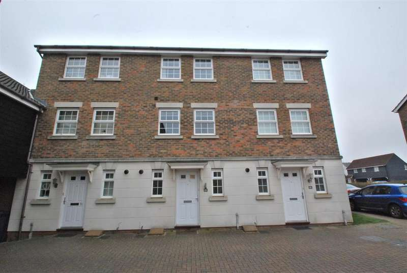 3 Bedrooms Terraced House for sale in Manning Road