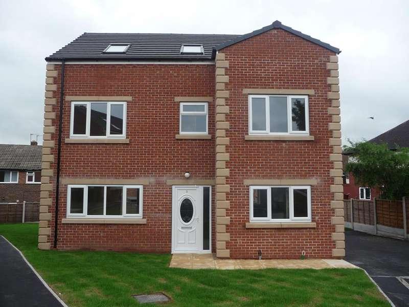 6 Bedrooms Detached House for sale in 5 Jessop View, Batley, WF17 7SG