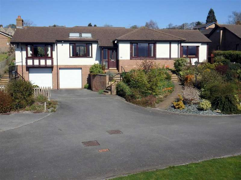 3 Bedrooms Detached Bungalow for sale in Parc Derwen, Glan Conwy, Colwyn Bay