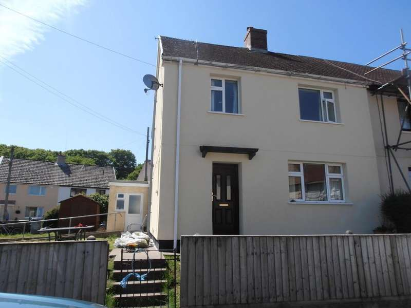 4 Bedrooms Semi Detached House for sale in Dolgynog Penderyn