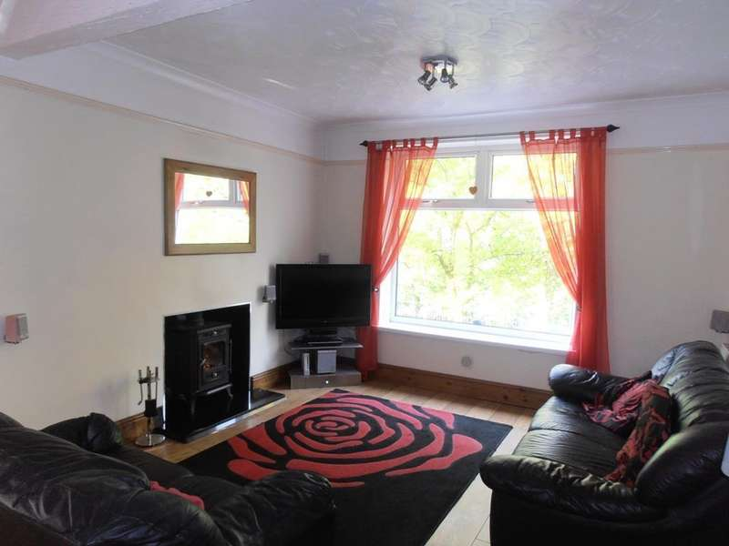 3 Bedrooms Semi Detached House for sale in Park View, Cwmaman, Aberdare