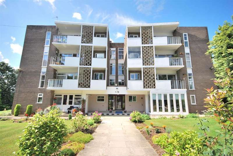 3 Bedrooms Flat for sale in Princess Court, Alwoodley, Leeds